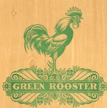 Image of Green Rooster Soda Menu