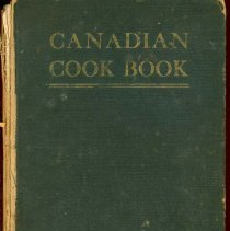 Image of The Canadian Cookbook