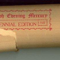 Image of Centennial Edition of Mercury
