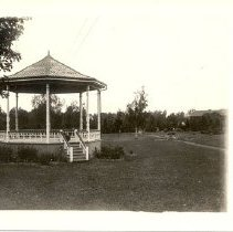Image of Bandstand in Exhibition Park