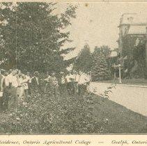 Image of Residence, OAC, c. 1915