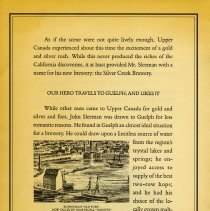 Image of Sleeman Pamphlet, page 2