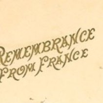 Image of .2 Remembrance From France