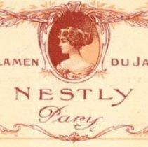 Image of .3 Insert - Nestly, Paris