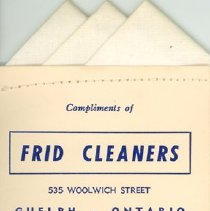Image of Frid Cleaners Pocket Hankie