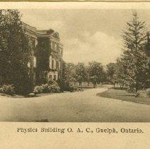 Image of Physics Builiding, O.A.C.