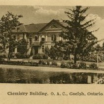 Image of Chemistry Building, O.A.C.