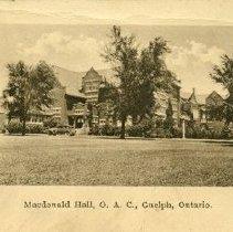 Image of Macdonald Hall, O.A.C.