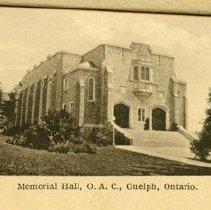Image of Memorial Hall, O.A.C.