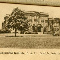 Image of Macdonald Institute, O.A.C., page 5