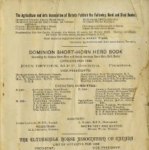 Image of Advertisements for Books, inside back cover