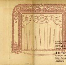 Image of Cover, Gala Testimonial for Edward Johnson, 1950