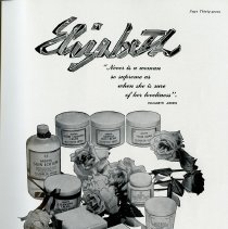 Image of Advertisement, Marshall's Drug Store, page 37