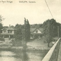 Image of Postcard of Speed River