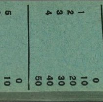 Image of Transfer Ticket Booklet