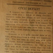 Image of Pg.6 Civic Deficit