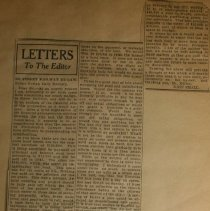 Image of Pg.20 Letters to the Editor
