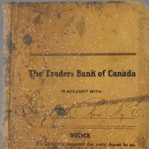Image of Bank Book for Guelph Ry.Co.