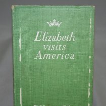 Image of Book, Elizabeth Visits America