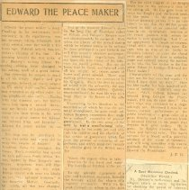 Image of Pg.59 Edward the Peace Maker