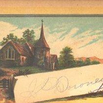 Image of Autograph JP Downey