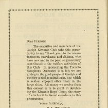 Image of Message from D.L. Willson, President, p.28