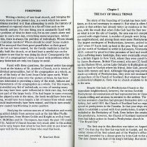 Image of Foreword by W. Stanford Reid, p.1