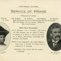 Image of Service of Praise, p.18