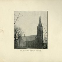 Image of St. Andrew's Church, Guelph, 1908