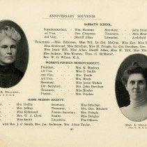 Image of Mrs. K. Maclean; Mrs. L. Goldie, p.22