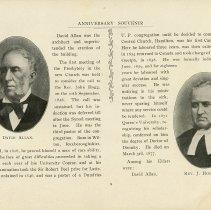 Image of David Allan; Rev. J. Hogg, D.D., p.9
