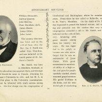 Image of Charles Davidson; Rev. J.C. Smith, D.D., p.10