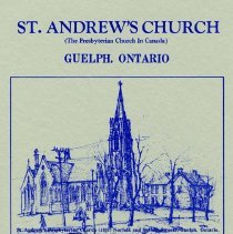 Image of St. Andrew's Church 150th Anniversary Banquet & Meeting, 1978