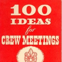 Image of 100 Ideas for Crew Meetings
