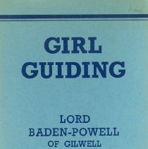 Image of Girl Guiding