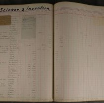 Image of Reference Book - C. H. Conery Furniture Company - Science and Invention