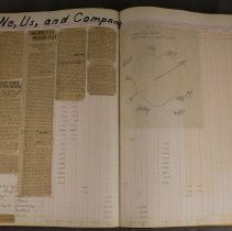 Image of Reference Book - C. H. Conery Furniture Company - We, Us, and Company Page