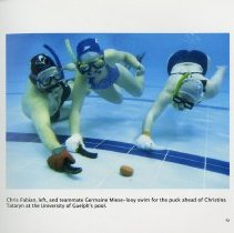 Image of University of Guelph's pool, page 23