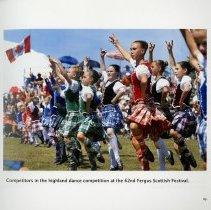 Image of Highland Dancers at 62nd Fergus Highland Games