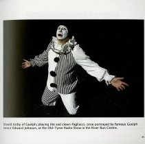 Image of David Kirby playing Pagliacci at the River Run Centre, page 39