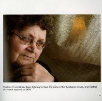 Image of Marlene Trusott, wife of Steven Truscott, page 51