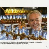 Image of John Sleeman of Sleeman Breweries, page 55