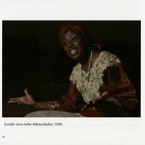 Image of Guelph Story Teller, Adwoa Badoe, 2008, page 66
