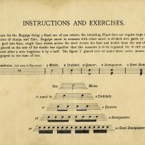 Image of Instructions and Exercises, p.1