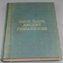 Image of Ancient Piobaireachd Book - Front