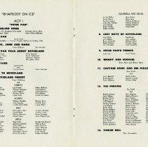 Image of Rhapsody on Ice Program, pp.6-7