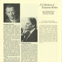 Image of A Celebration of Benjamin Britten, p.22
