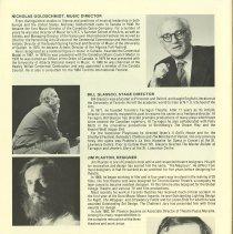 Image of Nicholas Goldschmidt; Bill Glassco, p.24