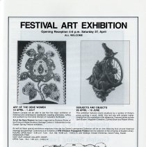 Image of Festival Art Exhibition, Macdonald Stewart Art Centre, p.31