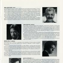 Image of Gary Relyea, Bruce Kelly, Martin Spencer, p.5